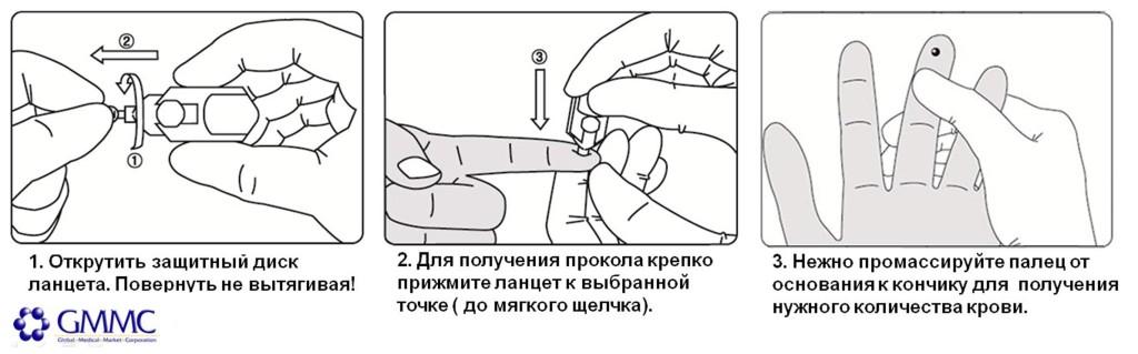 Автоматический скарификатор как пользоваться